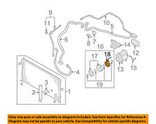 MITSUBISHI OEM 03-05 Lancer Compressor-Clutch Coil MR568462