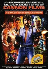 The Bombs Babes and Blockbusters of Cannon Films Collection Region 1 - DVD