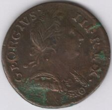 More details for 1773 george iii non regal halfpenny crude strike   pennies2pounds