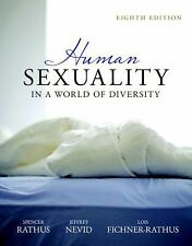 Human Sexuality in a World of Diversity (paperback) by Lois Fichner-Rathus,...