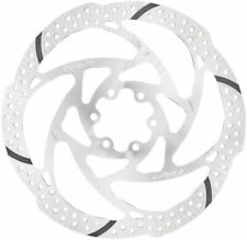 TRP 41 Disc Brake Rotor - 180mm, 6-Bolt, 2.3mm Thick, Silver