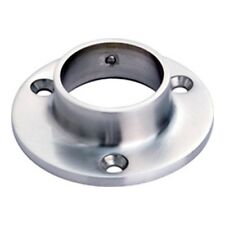 42mm Stainless Steel Handrail Wall Rail Round Rose Connection Flange Bracket.
