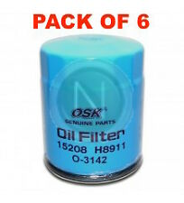 OSAKA Oil Filter Z145A - FOR Holden Commodore VL 3.0L - BOX OF 6