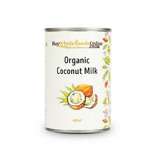 Organic Coconut Milk 400ml