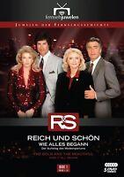 """Reich und Schön - Box 1 - # 01-25 (ähnl. """"California Clan"""") - Fernsehjuwelen DVD"""