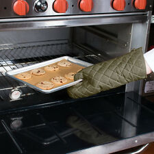"Usa Seller 6 Oven Mitts 17"" Free Shipping Us Only"