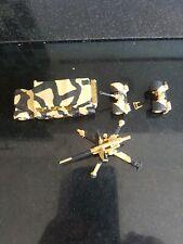 Ww2 1/72 German 88Mm Gun & Half Track