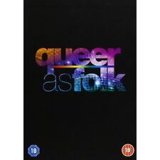 Queer as Folk Seasons 1-5 5051892009768 With Sharon Gless DVD Region 2