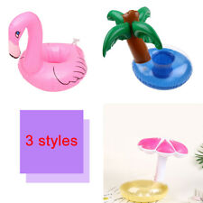Swim Water Inflatable Floats Drink Cup Holder Summer Pool Party Supplies zhanb