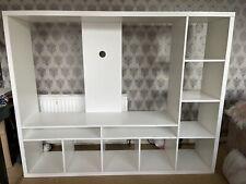 IKEA Lappland TV Storage Unit White