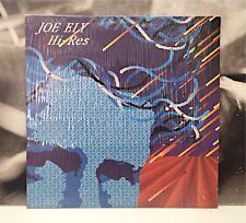JOE ELY - HI-RES LP EX+/EX+ ITALY 1984 MCA RECORDS 25 0684-1