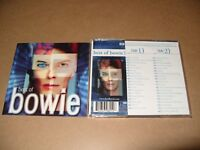 David Bowie Best of Bowie (2002) 2 cd Excellent condition
