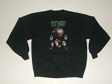 Vtg 90s Star Trek First Contact Movie Sweat Shirt Mens Large L Sz USA Paramount