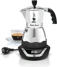 Electric Bialetti  Moka Timer 6 cup New
