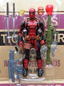 Marvel Legends DEADPOOL Juggernaut BAF Series Loose Action Figure