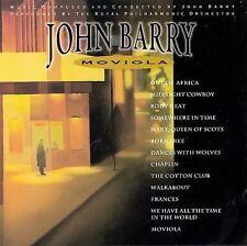 1 CENT CD Moviola - John Barry