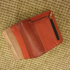 FOSSIL LOGAN LEATHER WALLET.