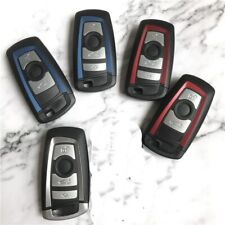 New colorful smart key shell FOB Case For BMW 1 3 5 Series F10 F20 F30 F40