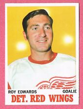 1970-71 70-71 O-PEE-CHEE OPC #21 Roy Edwards SET BREAK