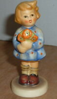 Goebel Hummel figure Girl With Nosegay - Girl With Bunch Of Flowers 239A