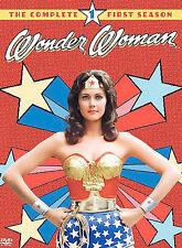 Wonder Woman: Season 1 Lynda Carter, Lyle Waggoner DVD Collectible - Good