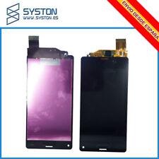 PANTALLA LCD + TACTIL SONY XPERIA Z3 COMPACT MINI NEGRO NEGRA D5803 D5833 SCREEN