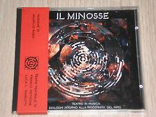 MAURILIO ROSSI - IL MINOSSE - RARO CD COME NUOVO (MINT)
