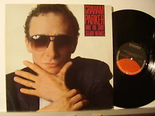 GRAHAM PARKER AND THE SHOT STEADY NERVES made in GERMANY 1985 disco LP 33 giri