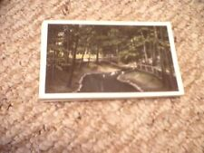 1923 Color Post Card Westmount Park Montreal