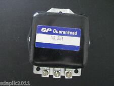 Guaranteed Parts VR251 Voltage Regulator 6V Pos. Grd. Ford Tractor 1950-52