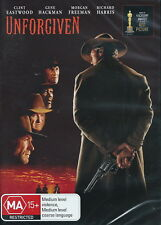 Unforgiven - Westerns / Action / Thriller / Drama - Clint Eastwood - NEW DVD