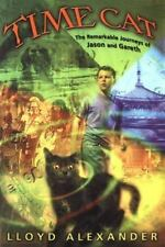 Time Cat: The Remarkable Journeys of Jason and Gareth by Alexander, Lloyd