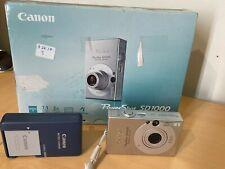 Canon PowerShot SD1000 Digital ELPH 7.1 megapixels in OEM Box +
