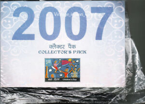 India 2007 sealed Post Office Year Pack