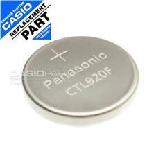 G-Shock Atomic Edifice Wave Tough Solar Panasonic Ctl920 Ctl920F Battery - Casio