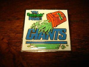 "New York Giants ""Gatorade"" Promo LAPEL PIN"