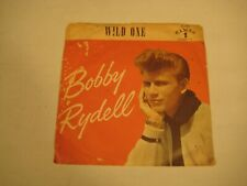 Bobby Rydell, Wild One/Little Bitty Girl, 45rpm, Cameo 171 very nice record