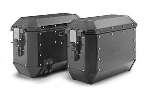GIVI KAWASAKI VERSYS 1000 2020 TREKKER ALASKA panniers + racks side case holders