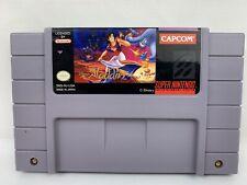 Disney's Aladdin (Super Nintendo Entertainment System, 1993) SNES