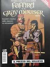 FAFHRD E IL GRAY MOUSER  n.2  -  Cosmo editoriale
