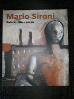 NATURA MITO E POESIA - MARIO SIRONI - SILVANA EDITORIALE - 2006