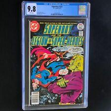 Superboy #227 💥 CGC 9.8 White 💥 1 of 7! Legion of Super-Heroes DC Comic 1977