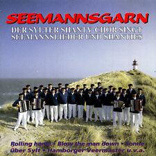SYLTER SHANTY-CHOR - CD - SEEMANNSGARN