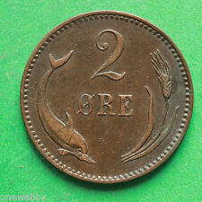 1886 Dinamarca 2 Ore SNo39525