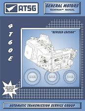 GM 4T60E ATSG MANUAL Repair Rebuild Book Transmission Guide TRANSAXLE 4T60-E