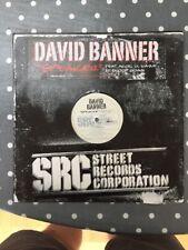 David Banner Speaker featuring Akon, Lil Wayne & Snoop Dogg 12 single