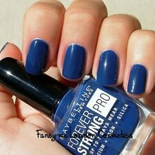 MAYBELLINE ULTRA LASTING, FOREVER STRONG 7 Day nail polish varnish MIX COLOURS