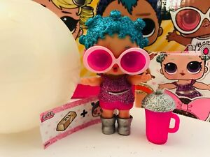LoL Surprise GLITTER L.O.L DOLL BAMBOLA COSMIC QUEEN GOLD ORO MGA ENTERTAINMENT