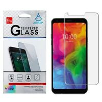 For LG Q7 / Q7+ Premium Shockproof Tempered Glass Screen Protector Film Guard 9H