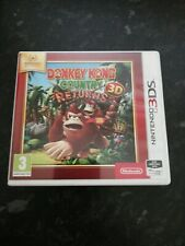 Donky Kong Country returns 3ds case only
